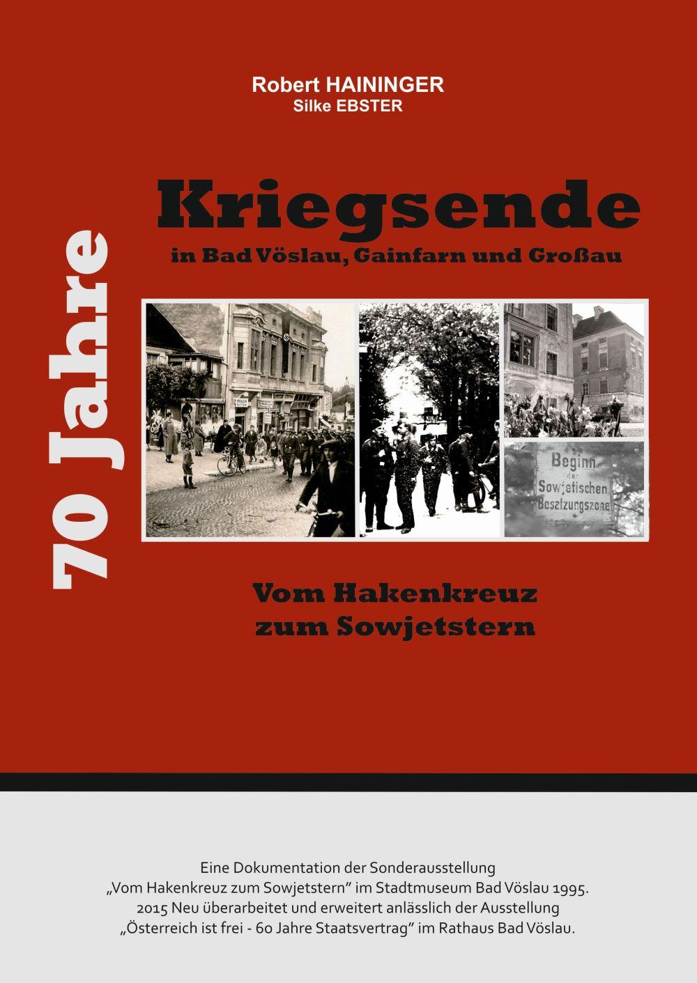 Bücher, Kataloge & Broschüren - Stadtmuseum Bad Vöslau